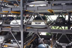 機械式駐車場について